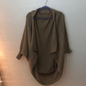 Sweaters - Super chunky knit cardigan